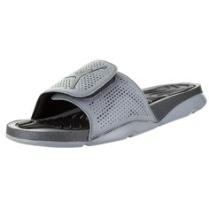 Nike Jordan Men's Jordan Hydro 5 Cool / Hematite/Black Sandal