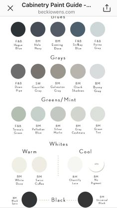 A Round Up List Of Our 10 Best Gray And Greige Colors By