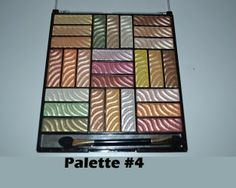 Profusion 27 Pearl Eyeshadow Palette(choose color). Starting at $1 on Tophatter.com!