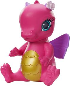 Ever After High Dragon Games Holly O'Hair Baby Pet Dragon Figure