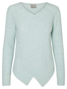 Blue knit from VERO MODA. You can never get enough.