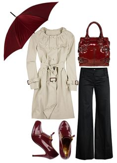 Winter Look (perfect WITHOUT tying the belt that tight)
