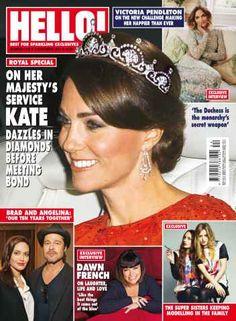 Hello! Magazine - 2 November 2015