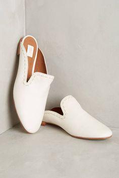 Frye Leather Pickstitch Loafers