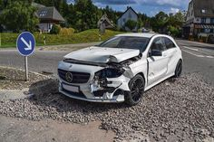 """""""If by accident we should meet..."""" Did you get into an automobile accident? No worries. Call Barry's Auto Body and let us make your car brand new again. (718) 948-8585 #StatenIslandAutoBody #CarAccidents #NYCAutoBody #BarrysAutoBody"""