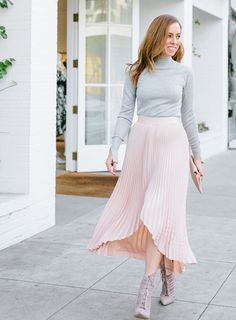 Sydne Style shows how to wear a turtleneck for holiday season Holiday Party  Outfit 1cc07a667