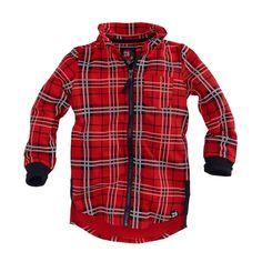 Hoe tof is dit shirt! #z8 #geruit #ruitjes #boyslook #jongens #shirt #rood #kindermode #ironic Kid Styles, Boys Shirts, Kind Mode, Raincoat, Zara, Plaid, Celebrities, Jackets, Outfits