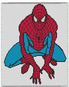 Spiderman graph