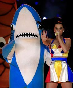 Katy Perry's left shark legal battle is HILARIOUS