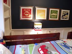 Mrs. B's Hive: Big Boy Room Reveal!  Great Ideas for TYLERS room