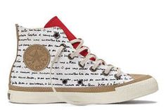 Chuck Taylor All Star City  - Over a four-month period, six shoe designs have been released by ShoeBiz and Converse to create the Chuck Taylor All Star City collection. The two ...