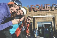après in Alpe D'Huez on The Girl Outdoors http://thegirloutdoors.co.uk/2015/02/06/skiing-alpe-dhuez/#more-11045