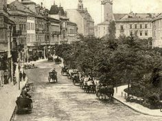 old Lviv, Ukraine Old City, Eastern Europe, Bulgaria, Czech Republic, Hungary, Romania, Old Photos, Cool Pictures, The Past
