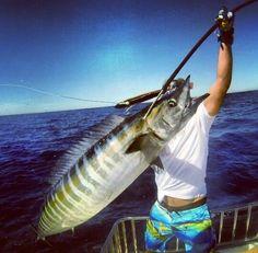 Tuna fishing in the Florida Keys