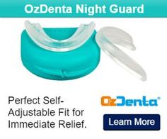 We are producing and successfully selling our unique product - OzDenta Wright Guard - a self-moldable device for those who suffer from bruxism (teeth grinding).