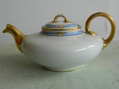 Wm. Guerin & Co. Limoges Tea Pot by TheOnewithVintage on Etsy