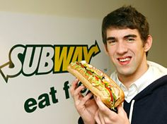 I love eating at subway as its my favorite fast food restaurant