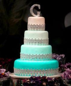 Beautiful Cake Designs, Beautiful Cakes, Amazing Cakes, Beautiful Gorgeous, Pretty Cakes, Cute Cakes, Fondant Cakes, Cupcake Cakes, Cinderella Sweet 16