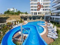 «Gold Residence VIP» квартиры в Алании район Авсаллар