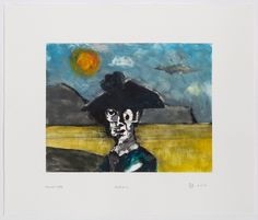 Wilhelm Saayman produced monotypes at Warren Editions The page is a feature of monotypes made at Warren Editions. To Trace, Printmaking, Illustration Art, Batman, Display, Superhero, Artist, Fictional Characters, Floor Space