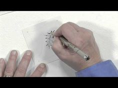 It's the newest way to meditate while creating something unique - Zentangle!  In this free art lesson, follow along with artist Suzanne McNeill as she demonstrates the basics of how to get started with Zentangle, from dividing up your space to how to pick your tangles.  This art project is a perfect opportunity to try something new for beginners...