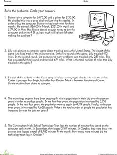 math worksheet : 1000 images about word problems on pinterest  word problems  : Year 6 Maths Word Problems Worksheets
