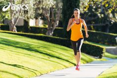 The best place to get ASICS running shoes and apparel is holabirdsports.com