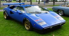 VWVortex.com - Is this normal for a Countach? - Walter Wolf