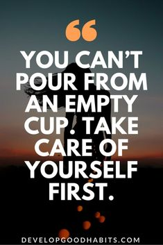 self care quotes for caregivers