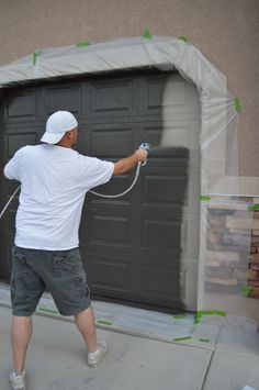 Did you remember to shut the garage door? Most smart garage door openers tell you if it's open or shut no matter where you are. A new garage door can boost your curb appeal and the value of your home. Garage Door Opener Repair, Modern Garage Doors, Garage Door Makeover, Garage Door Update, Garage Remodel, Garage Renovation, House Renovations, Kitchen Renovations, Garage House