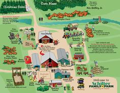Best Loved Child: Lexington Corn Maze at Kelley FarmsBest Loved Child: Lexington Corn Maze at Kelley FarmsThe terraced garden at Iowa's Prairie Pedlar agritourism farm (featured in our M.The terraced garden at Iowa's Prairie Pedlar