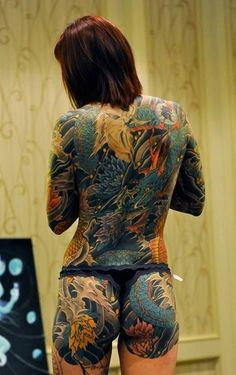 101 Cool Full Body Tattoo design for Men and Women Tattoo Girls, Girl Back Tattoos, Back Tattoo Women, Body Tattoo Design, Full Body Tattoo, Body Art Tattoos, Sleeve Tattoos, Tatoos, Backpiece Tattoo