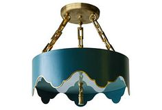 Coleen Rider's handcrafted lighting marries vintage and modern sensibilities to beautiful effect.   L.A.-based line.