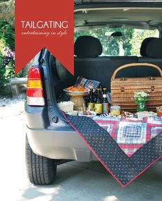 tailgate party backdrop - Google Search                              …