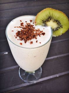 Toasted Coconut Protein Shake
