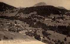 Chesières Paris Skyline, Travel, Hill Country Resort, Antique Post Cards, Shed Houses, Tourism, Voyage, Viajes, Traveling