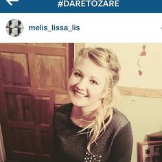 #feature  on our page just like #ZareBeauty @melis_lissa_lis  #DaretoZare