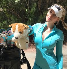 Female's Golf Shirts – Changing Tea With a Tee Lpga Golf, Mens Golf Fashion, Sexy Golf, Golf Wear, Hair Flip, Sporty Girls, Ladies Golf, Women Golf, Fit Chicks