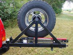 Rock Hard Rear Bumper and Tire Carrier Jeep Cherokee XJ Jeep Zj, Jeep Xj Mods, Jeep Sport, Jeep Cherokee Xj, Cherokee Sport, Off Road Camping, Truck Camping, Ford Ranger, Accessoires 4x4
