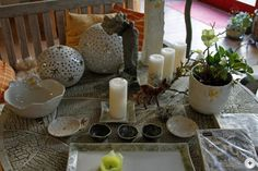 hauptsache keramik: Im Atelier