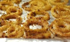 Melissa's Southern Style Kitchen: Firecracker Onion Rings