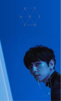 Exo Monster (Baekhyun) Wallpaper