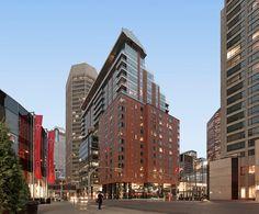 LEMAYMICHAUD | GERMAIN | Calgary | Architecture | Design | Hospitality | Hotel | Building | Exterior |