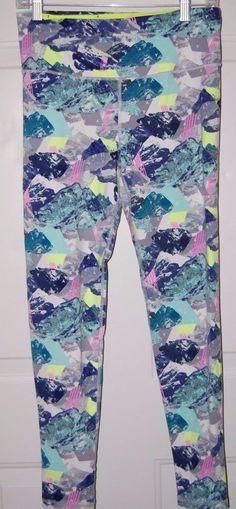Victorias Secret Pants Workout VSX Exercise Sport Medium Retail $72! #VictoriasSecret #PantsTightsLeggings