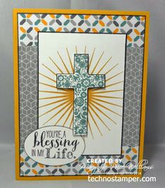 Techno Stamper: Try Stamping on Tuesday!