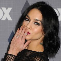 Gorgeous @vanessahudgens in 2 of our White Gold and Diamond Dagger Rings to the @FoxTV TCA party last night. Elegantly styled by @nataliesaidi ✨ #VanessaHudgens #FoxTV #TCAs #daggerring #finejewelry #MadeInLA #rachelkatzjewelry