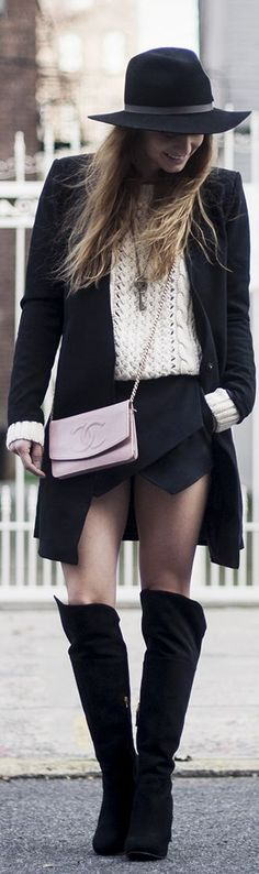 #Chanel by Just Another Fashion Blog v