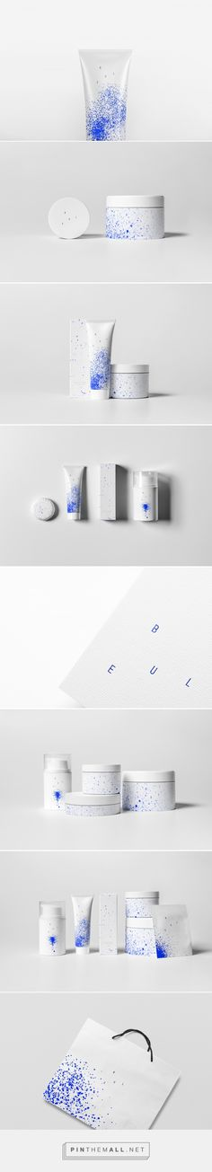 Blue on Behance - created via https://pinthemall.net