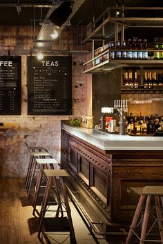 Beautiful Zinc Topped Bar And Racked Craft Beers At The Beech House St Albans Find This Pin More On 13th Street Restaurant