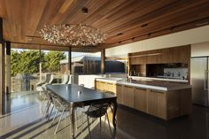 Featuring projects by Team Green Architects. Energy Efficiency, Passive House Design, Element Lighting, Architect House, Sustainable Architecture, Rustic Elegance, New Builds, Beautiful Space